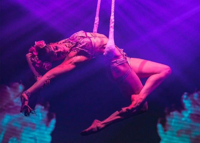 Tryst at Faena Theater