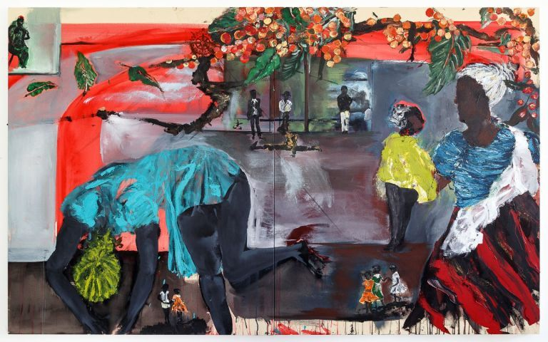 Allied with Power: African and African Diaspora Art