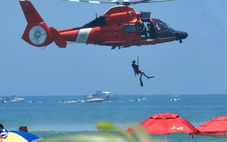 Air and Sea Show and Music Explosion on Memorial Day Weekend