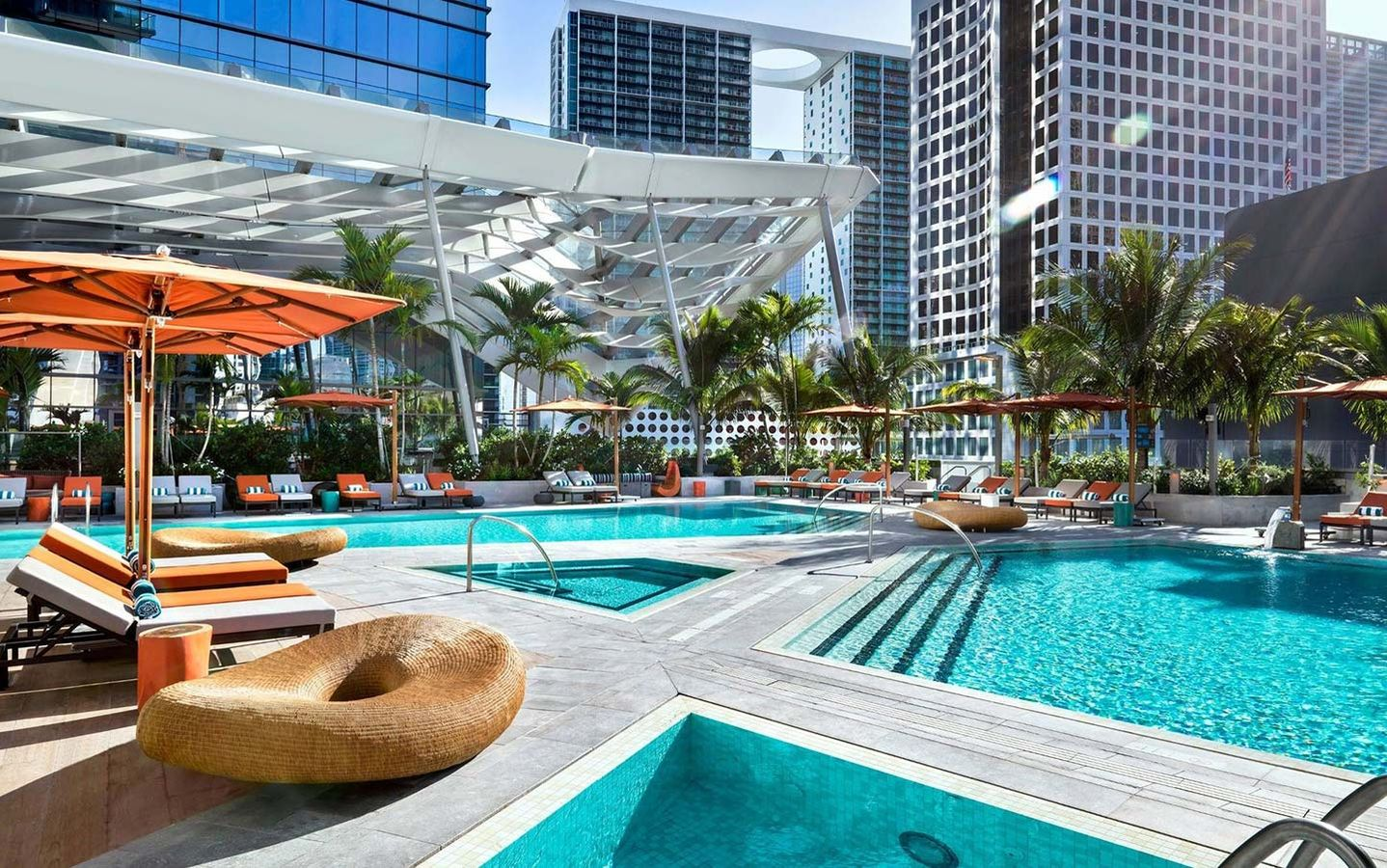 Downtown Miami & Brickell's Top Luxury Hotels