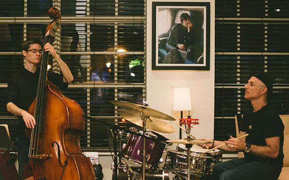Live Jazz music at The Betsy