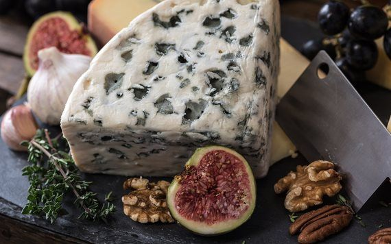 Pascals on Ponce truffle cheese