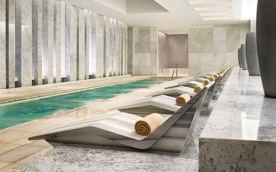 Lapis, the Spa at Fontainelbeau