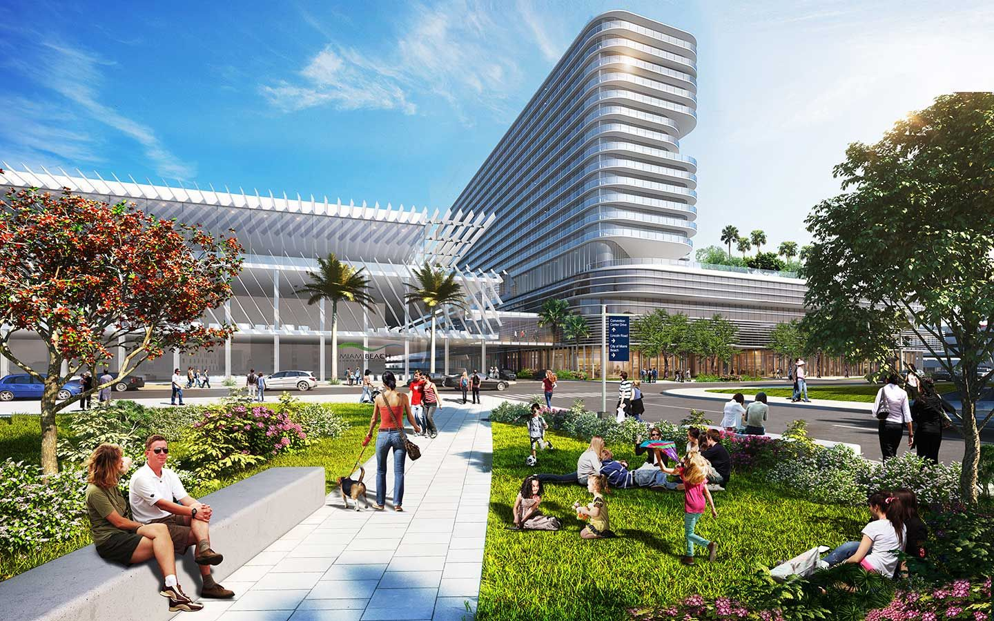 Grand Hyatt Selected for New Miami Beach Convention Center Hotel